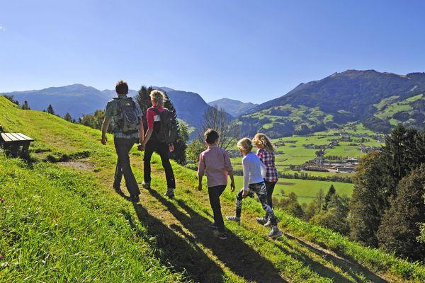 Wandern im Zillertal  | Erste Ferienregion im Zillertal / Wörgötter & friends