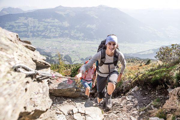 Spieljoch im Sommer | Erste Ferienregion im Zillertal / Andi Frank