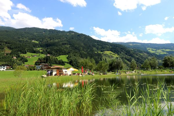 Bochra See | © Zillertaltourismus / Elisabeth Hauser