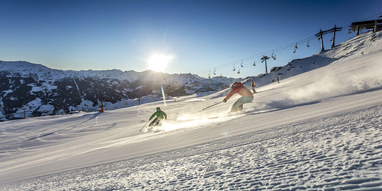 Skifahren Hochzillertal Kaltenbach | Erste Ferienregion im Zillertal / Andi Frank