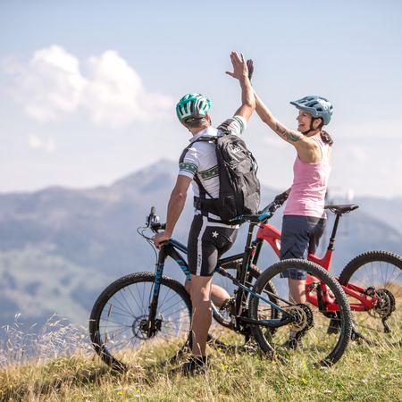Radfahren Spieljoch im Sommer | Erste Ferienregion im Zillertal / Andi Frank