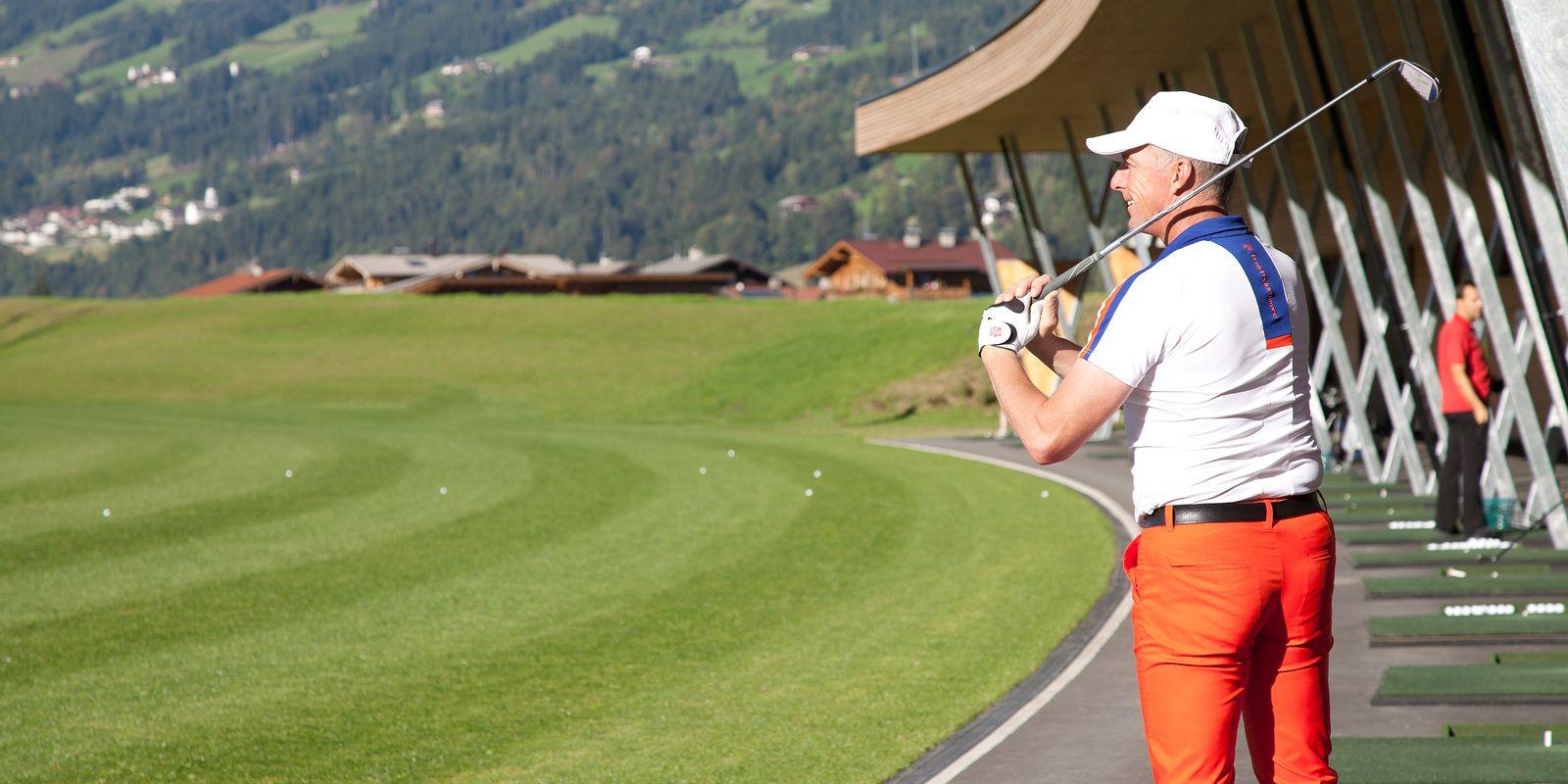 Golfplatz Zillertal | © Zillertaltourismus / Blickfang Photographie