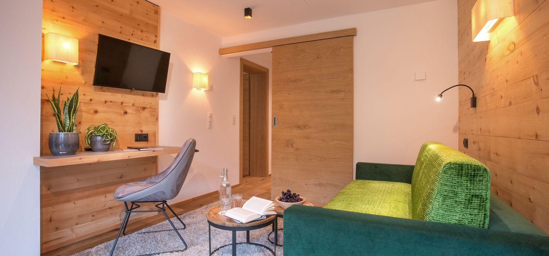 Familien Suite im Hotel Tipotsch