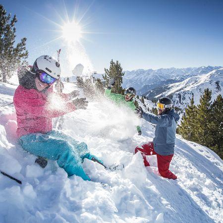 Skifahren Hochzillertal-Kaltenbach | Erste Ferienregion im Zillertal / Andi Frank