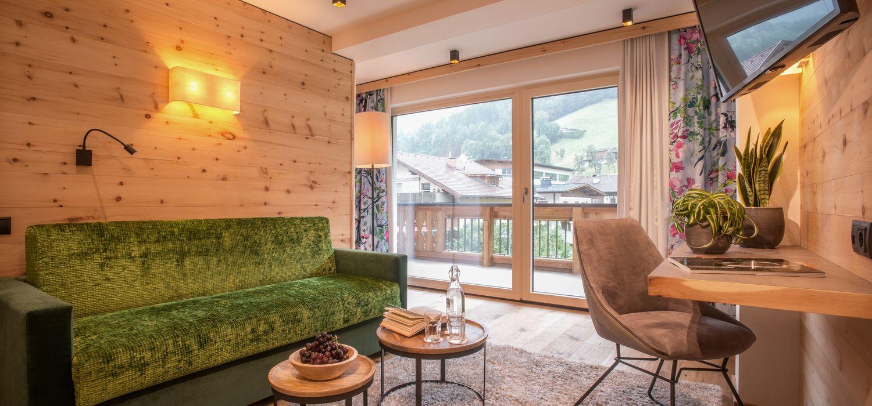 Familien Suite im Zillertal