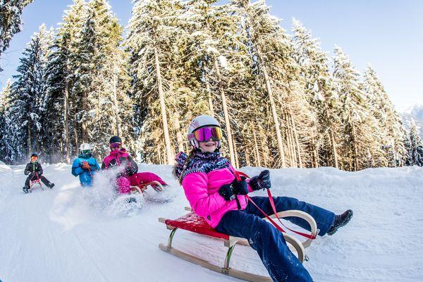 Rodelbahn Spieljoch Familie | Erste Ferienregion im Zillertal / Andi Frank